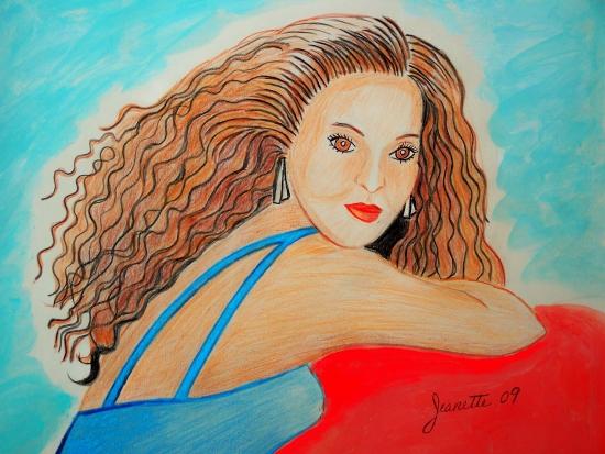 Diana Ross par Jeanette
